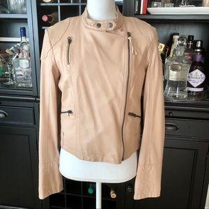 🧥Free People Vegan Leather Moto Jacket